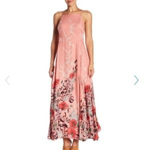 Free People Embrace It Floral Print Maxi Dress